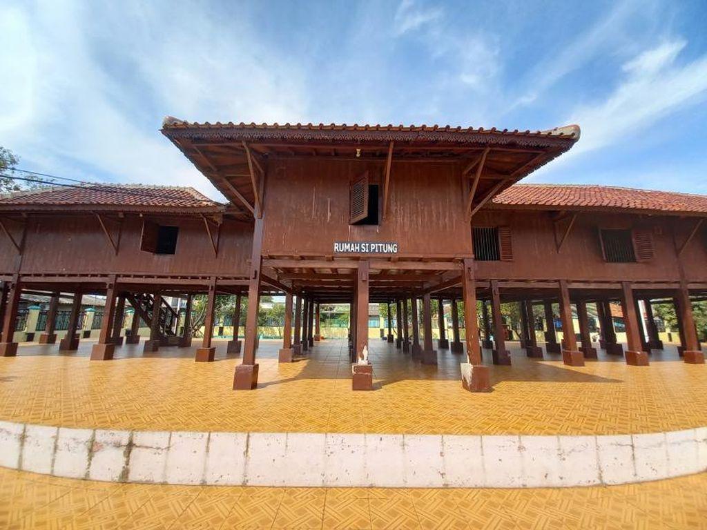 Jelajahi Rumah Si Pitung, Pendekar Legendaris Asal Betawi