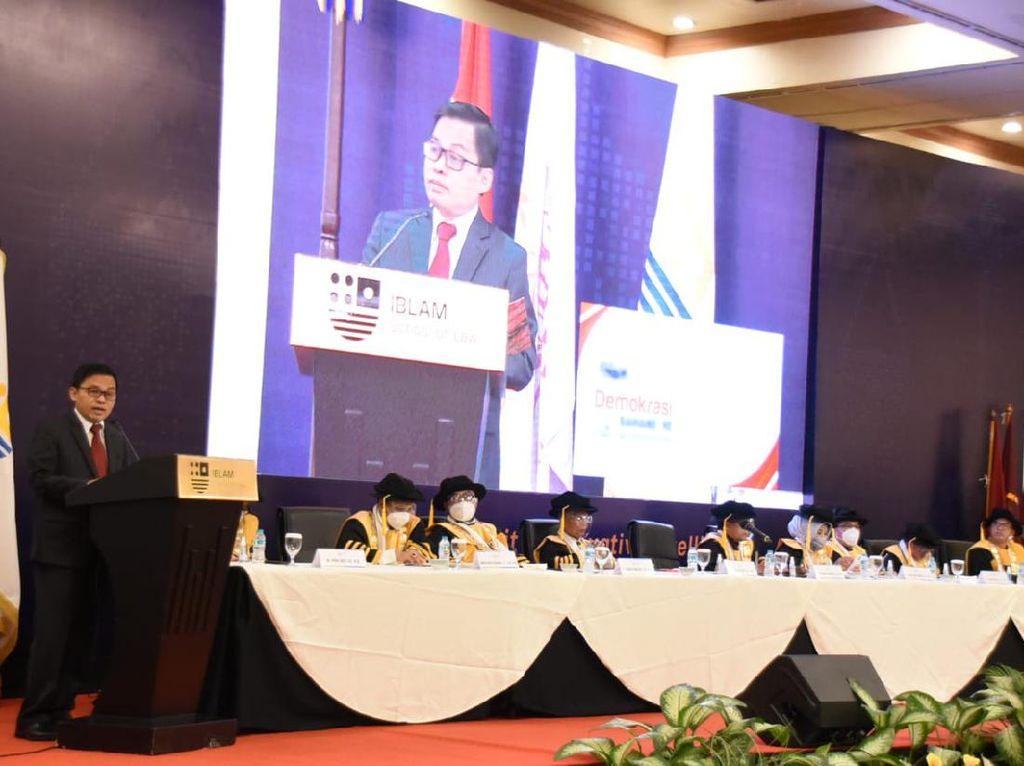Sekjen MPR Sebut Pembangunan Hukum Perlu Masuk Haluan Negara