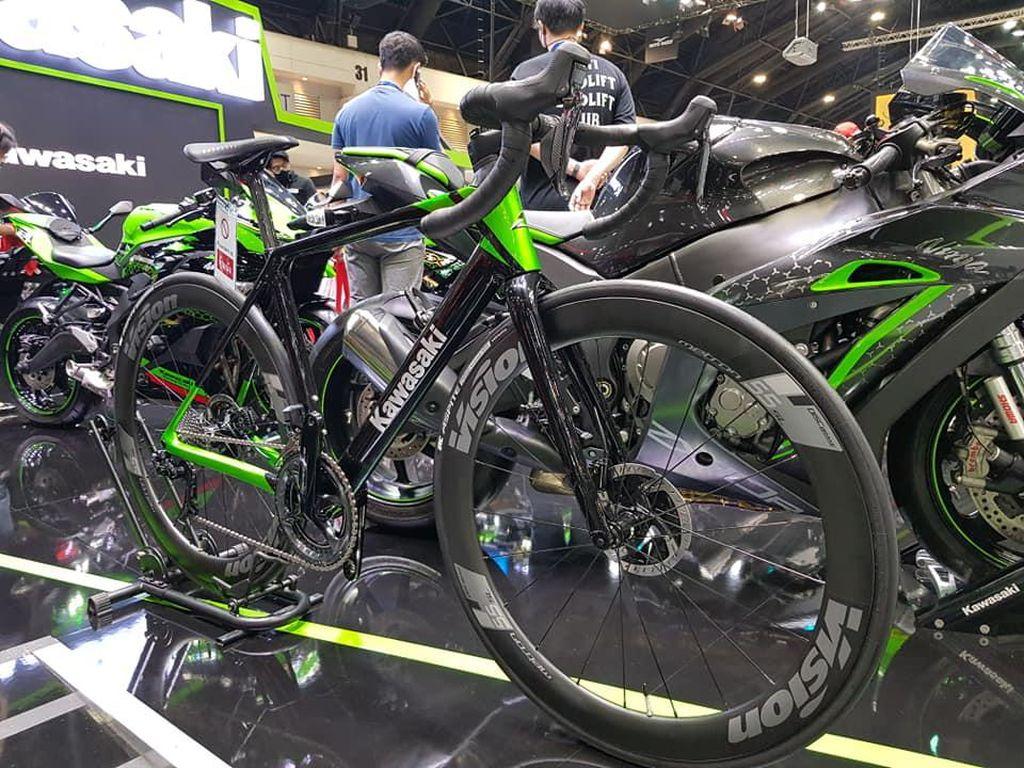 Kawasaki Bikin Sepeda, Harganya Lebih Mahal dari Ninja ZX-25R