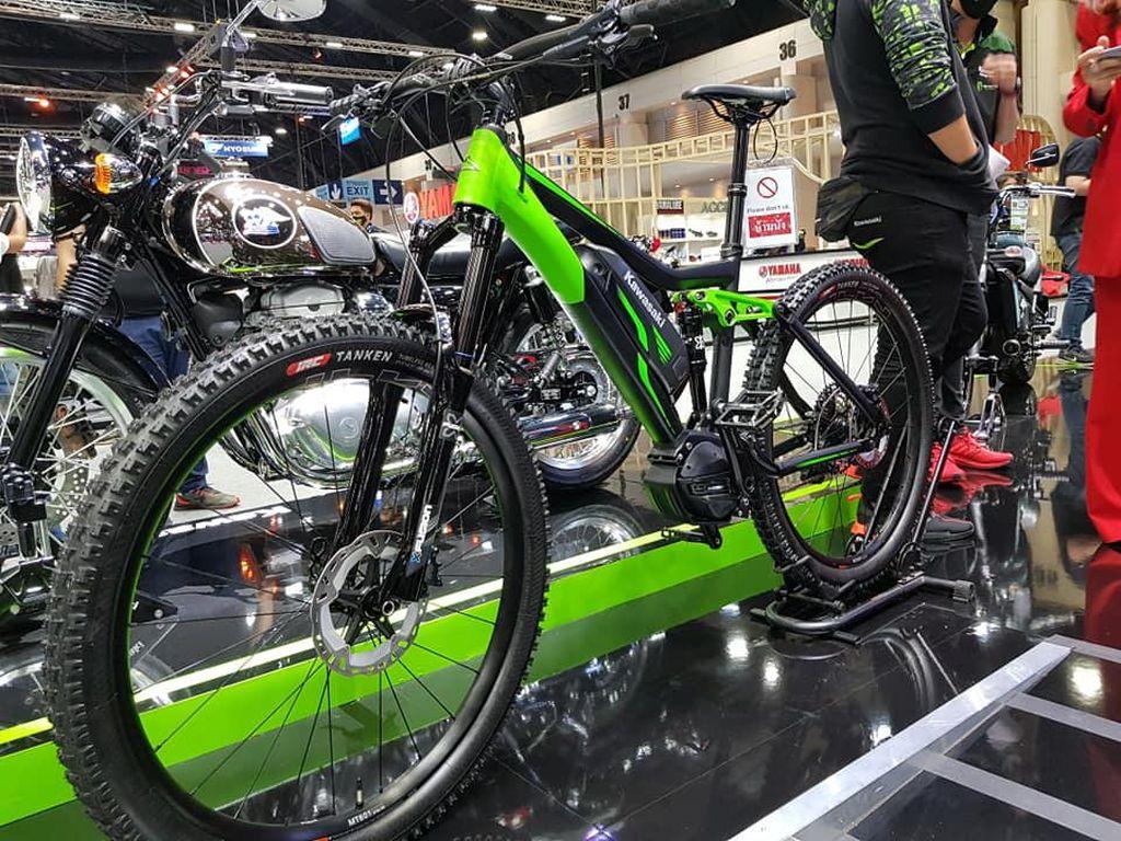 Potret Sepeda Kawasaki yang Harganya Lebih Mahal dari Ninja 400 dan ZX-25R