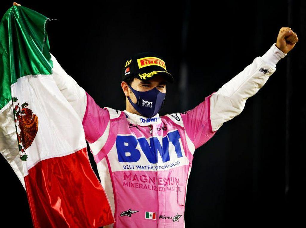 Sergio Perez Gabung Red Bull Racing