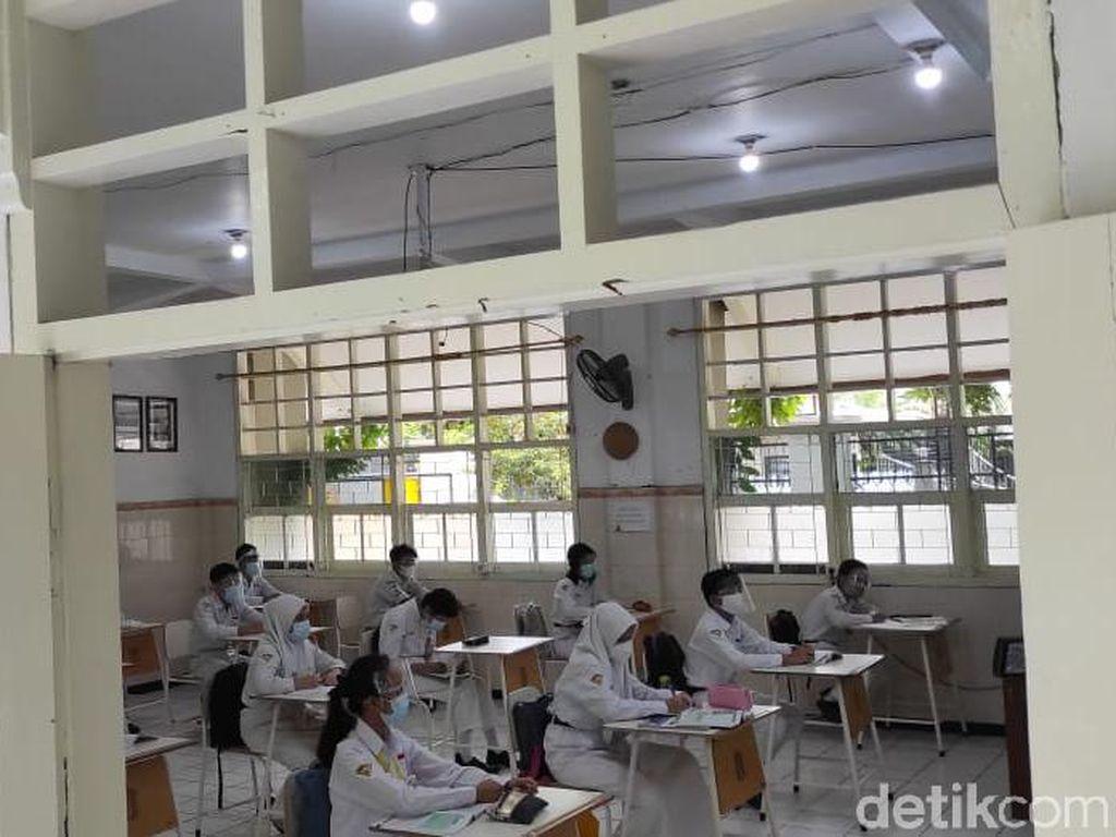 IDAI Jatim Sebut Hibrid Bisa Jadi Salah Satu Alternatif Sekolah Tatap Muka