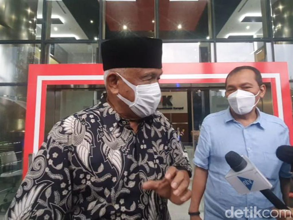 Eks Pimpinan Merapat untuk KPK Mendengar, Bahas Banyak Persoalan Korupsi