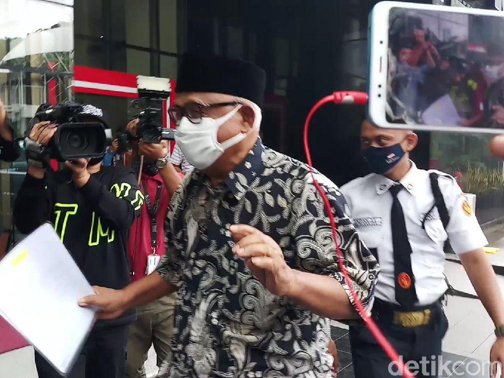 2 Eks Pimpinan Saut Situmorang dan Ruki Sambangi KPK, Ada Apa?