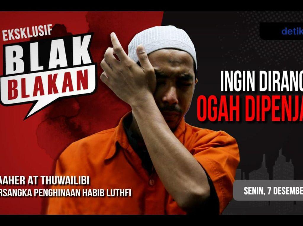 Blak-blakan Ustaz Maaher At-Thuwailibi yang Ingin Dirangkul