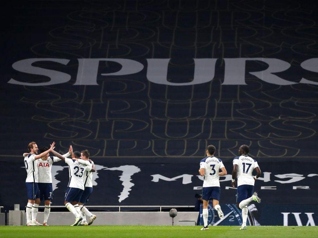 Tottenham Vs Arsenal: Menang 2-0, Spurs Puncaki Klasemen
