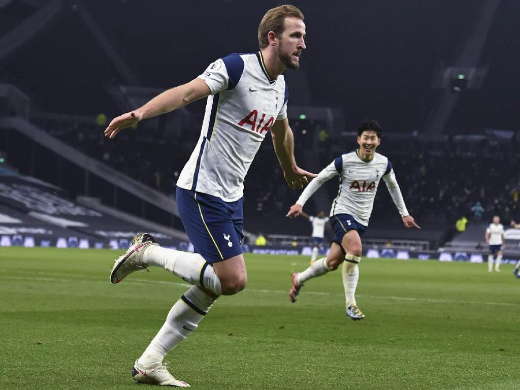 Potret Tottenham Vs Arsenal: Skuad Mourinho Pemenangnya
