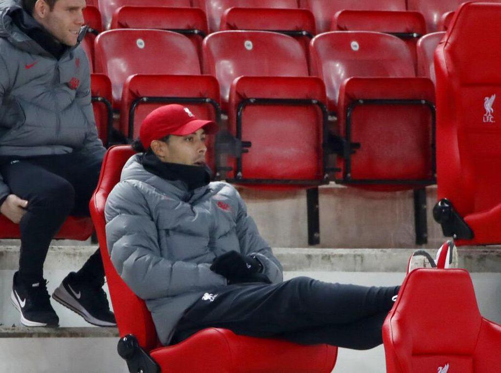 Tanpa Van Dijk, Liverpool Malah Sering Clean Sheet!