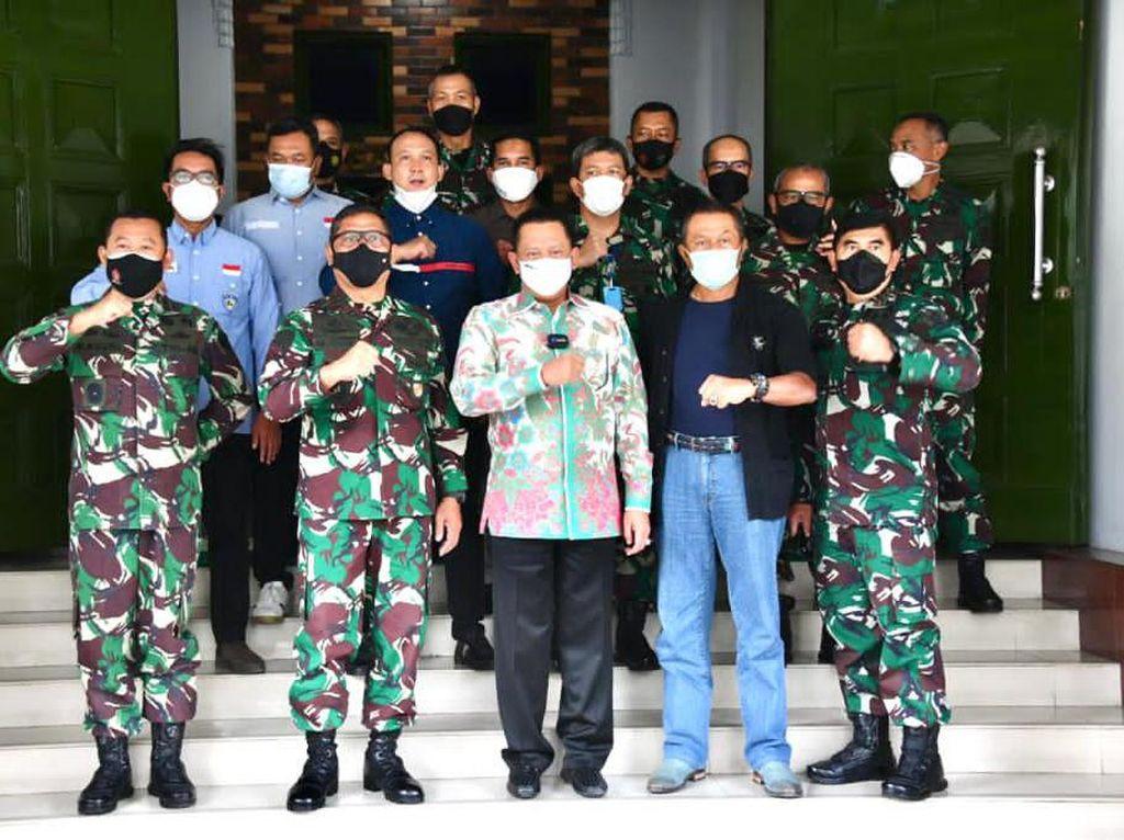 Maju Ketum Ikatan Motor Indonesia, Bamsoet Didukung Letjen TNI Putranto