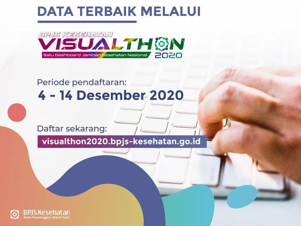 BPJS Kesehatan buat Kompetisi Kelola Visualisasi Data