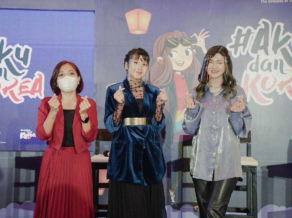 Orang Indonesia Suka K-Pop, Korea Juga Suka Budaya Indonesia