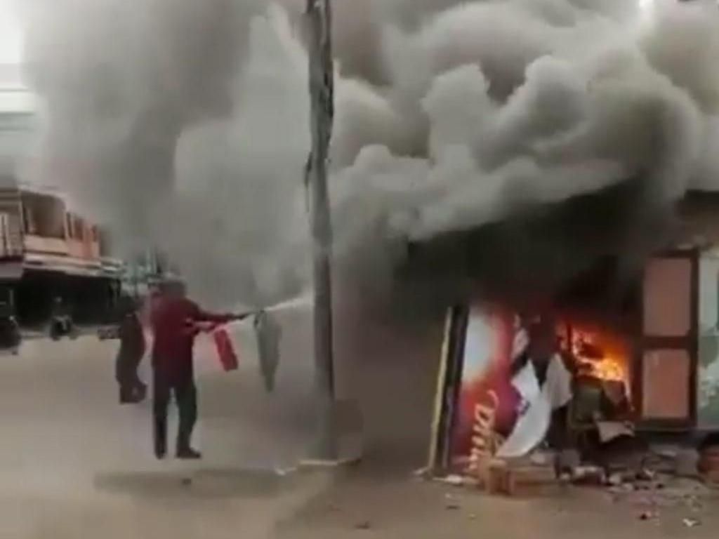 Polisi: Suami Bakar Istri di Riau Masih Dirawat, Lidah dan Mulutnya Terbakar