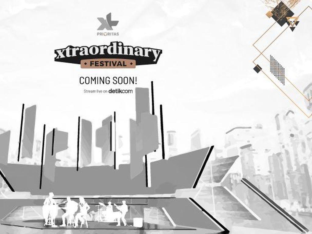 Siap-siap! Ada Xtraordinary Festival Warnai Penghujung Tahun 2020