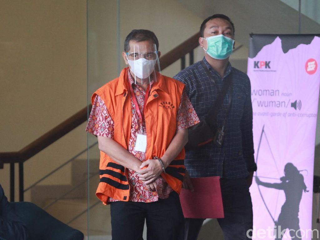 KPK Kembali Perpanjang Penahanan Walkot Cimahi Nonaktif Selama 30 Hari