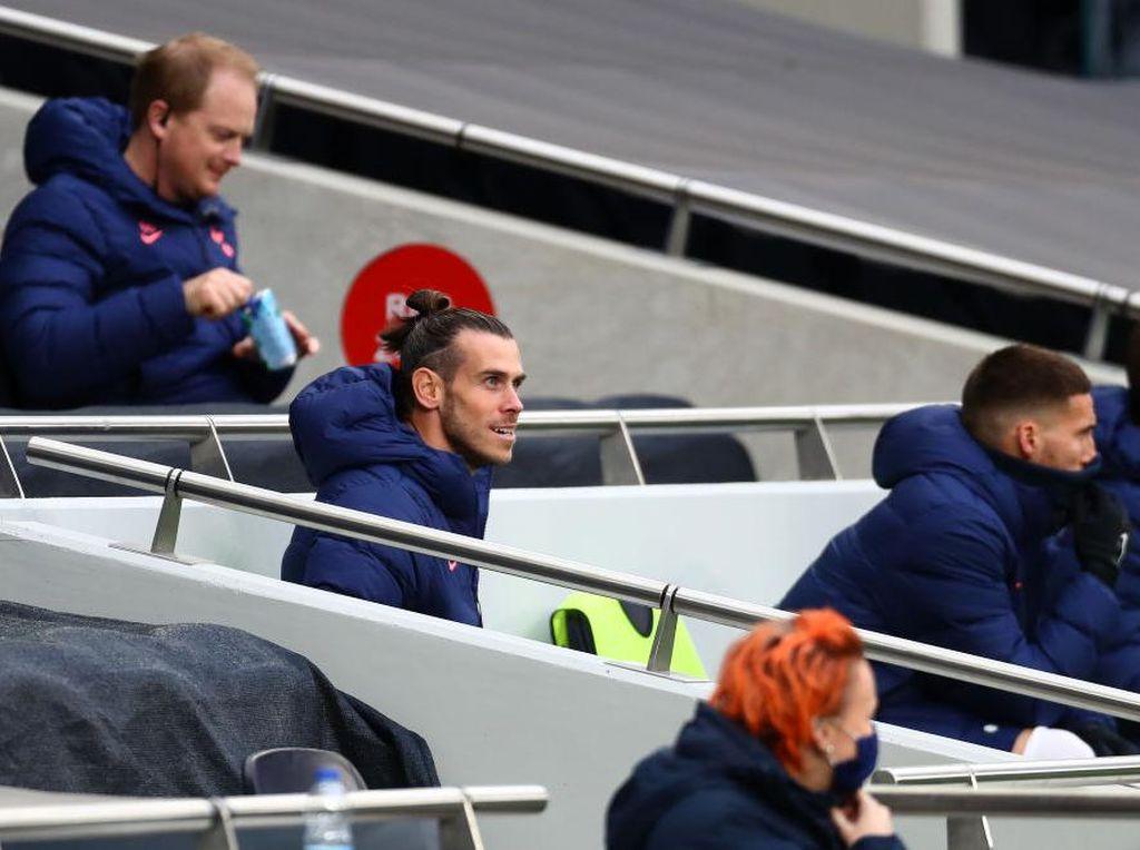 Masih Jadi Cadangan di Tottenham Hotspur, Bale Tetap Bahagia