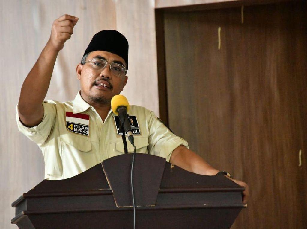 Wakil Ketua MPR Sebut RI Dibangun di Atas Pondasi Toleransi