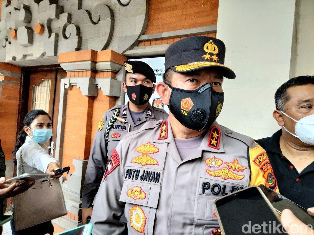 Kriminalitas di Bali Meningkat, Kapolda Ingatkan Warga Tak Bepergian