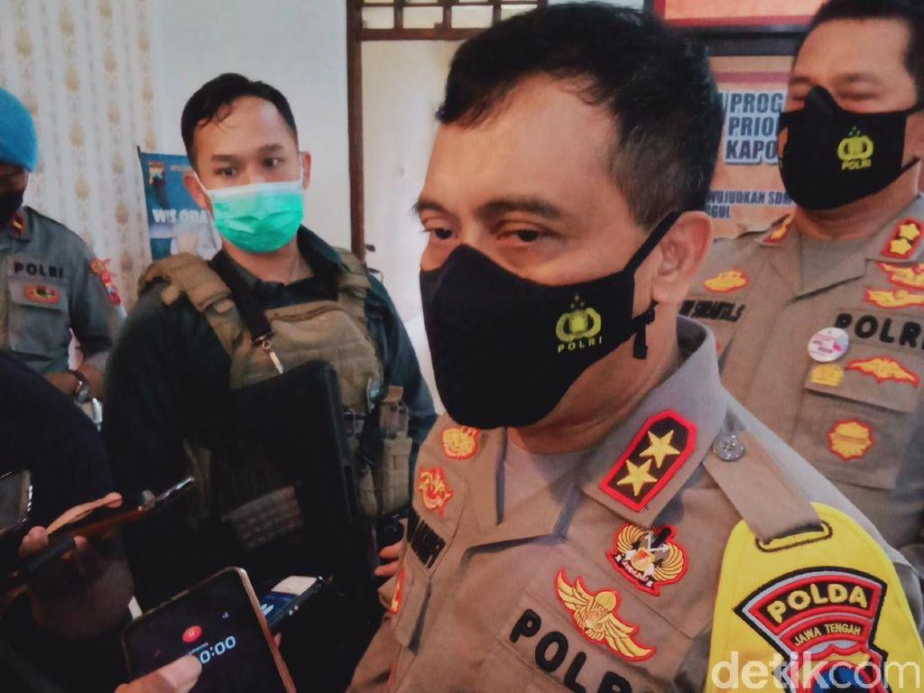 Kapolda Jateng Larang Kerumunan Massa Saat Pilkada: Pasti Dibubarkan!