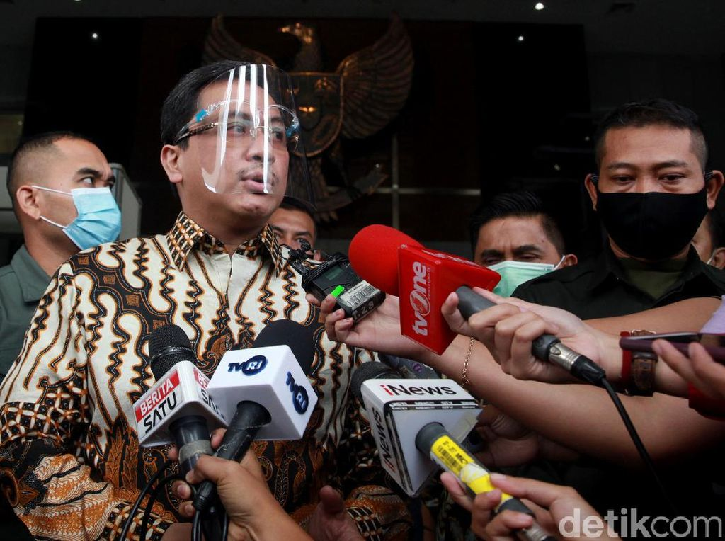 Dipanggil KPK, Ketua BPK RI Jadi Saksi Kasus SPAM Tersangka Rizal Djalil
