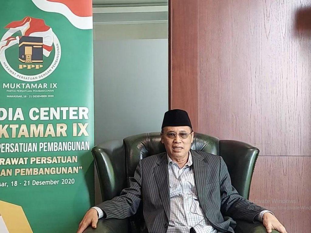Tokoh NU KH Asad Ali Pesan PPP Kawal Pancasila
