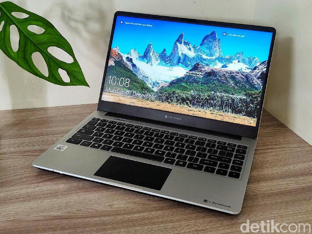 Dynabook Satellite Pro L40-G, Laptop Gaya Profesional Muda