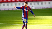 PSG dan Manchester City Pede Bisa Dapatkan Messi