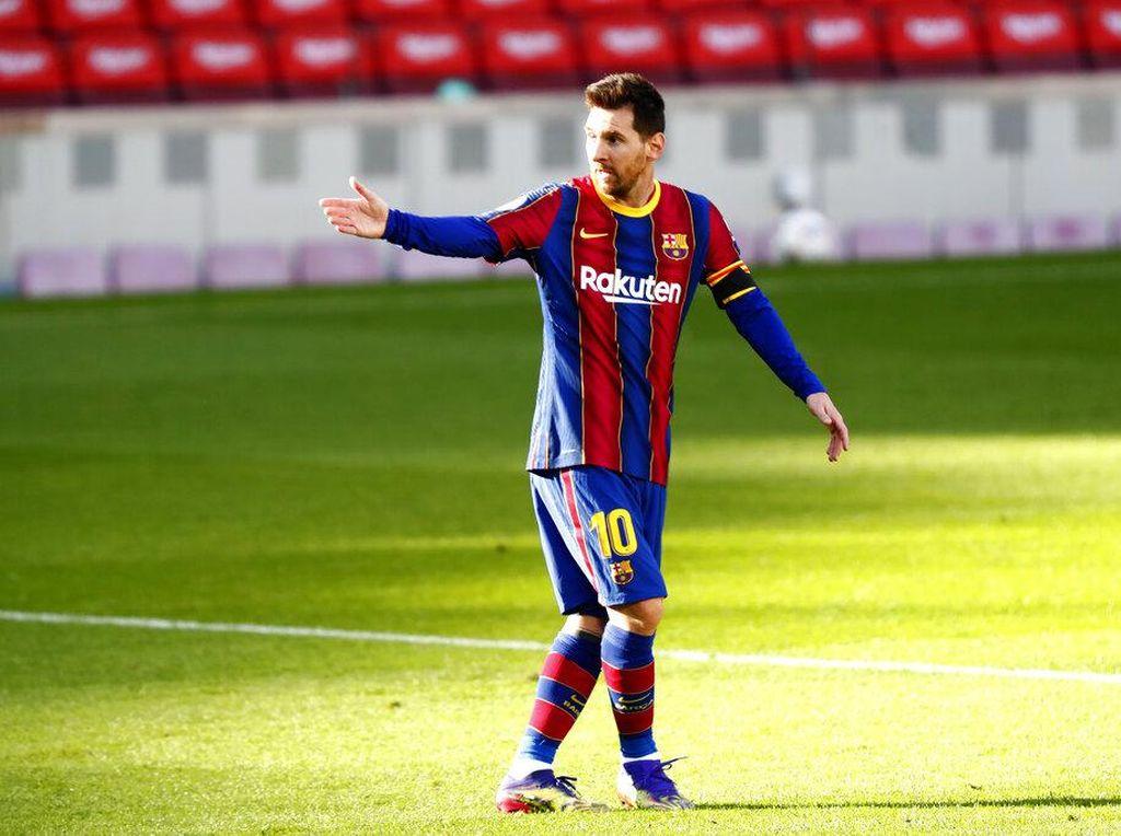 Messi Bakal Bertahan Meski Sudah Berkali-kali Dibohongi Barcelona