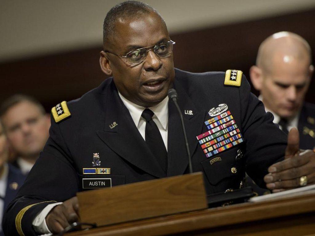 Biden Tunjuk Eks Jenderal Jadi Menhan, 14 Pejabat China Dijatuhi Sanksi AS