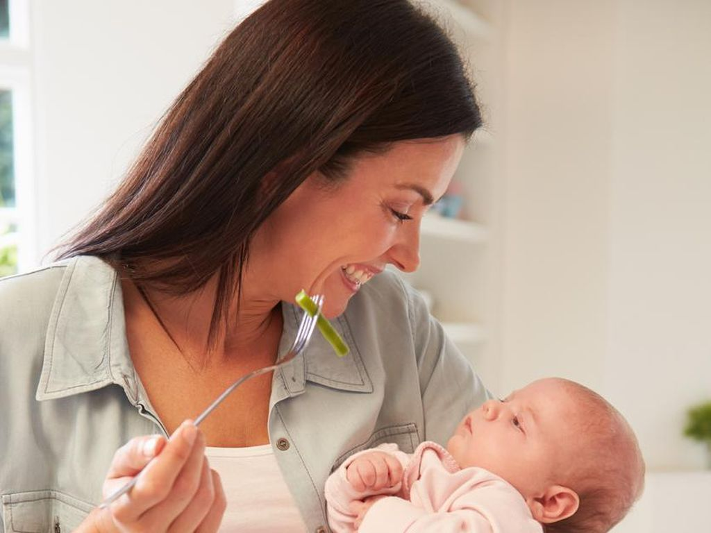 Diet untuk Ibu Menyusui agar Kembali Langsing, Begini Caranya