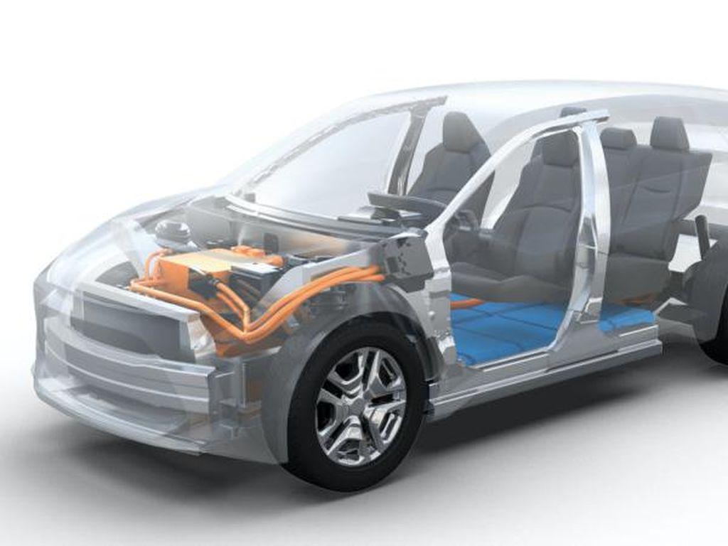 Toyota Mau Buat Baterai Mobil Listrik yang Bisa Dicas Penuh 10 Menit