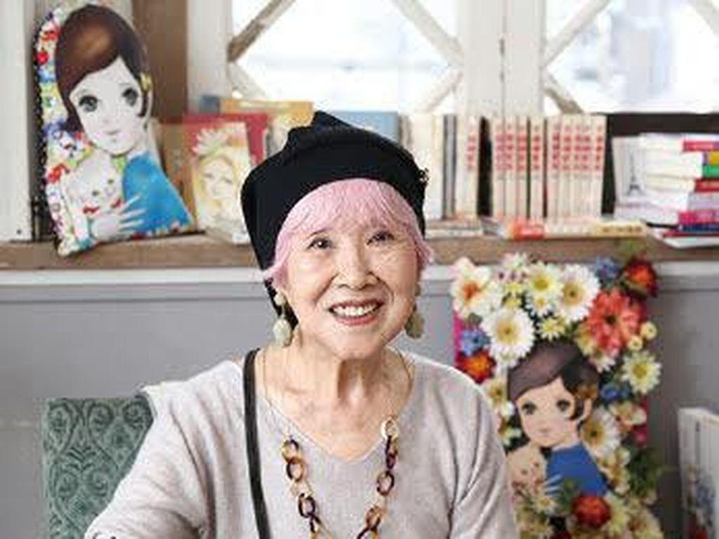 Pelopor Manga Khusus Pembaca Perempuan Meninggal di Usia 91 Tahun
