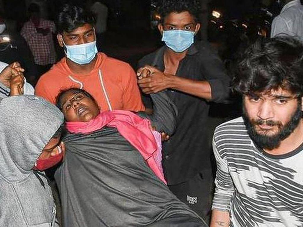 Organoklorin Diduga Picu Penyakit Misterius, India Lakukan Penyelidikan