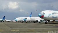 Terbelit Gugatan PKPU Lagi, Garuda Indonesia Buka Suara