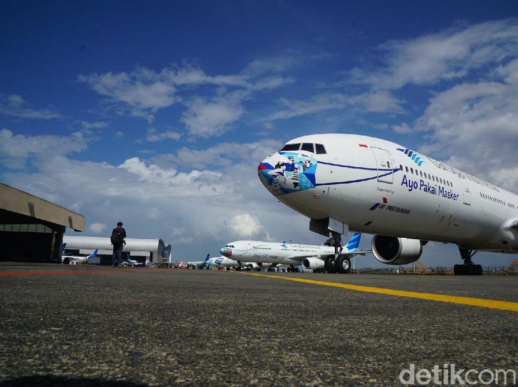 Garuda Sebar Diskon Tiket Pesawat hingga 85%, Begini Cara Dapatnya!