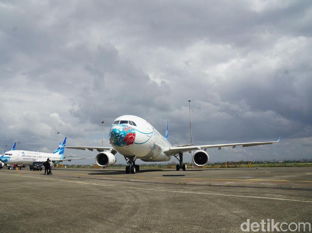 Libur Akhir Tahun, Ini Syarat Naik Pesawat Garuda Indonesia