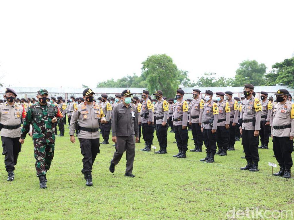 Ada 123 TPS Rawan di Pilbup Mojokerto, Kekuatan Pengamanan Ditambah