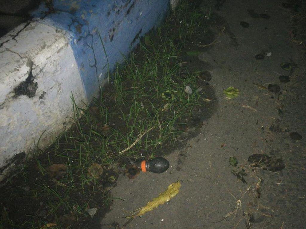 Pengadilan Negeri Kota Probolinggo Dilempar Bondet Orang Tak Dikenal