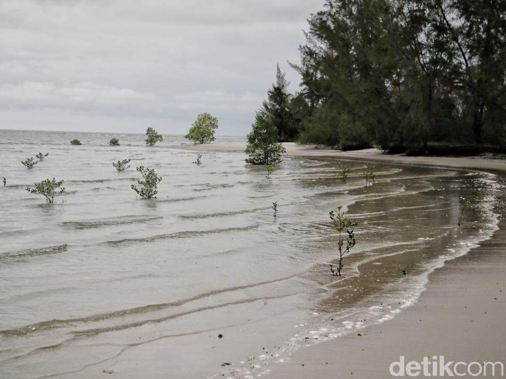 Pulau Cantik yang Jadi Penanda Masuknya Islam di Rupat