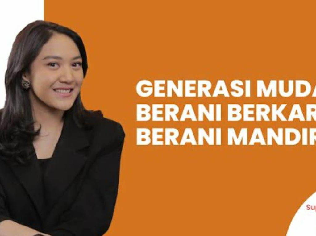 NSS: Putri Tanjung dan Pemenang Wirausaha Muda Mandiri Bicara soal Bisnis