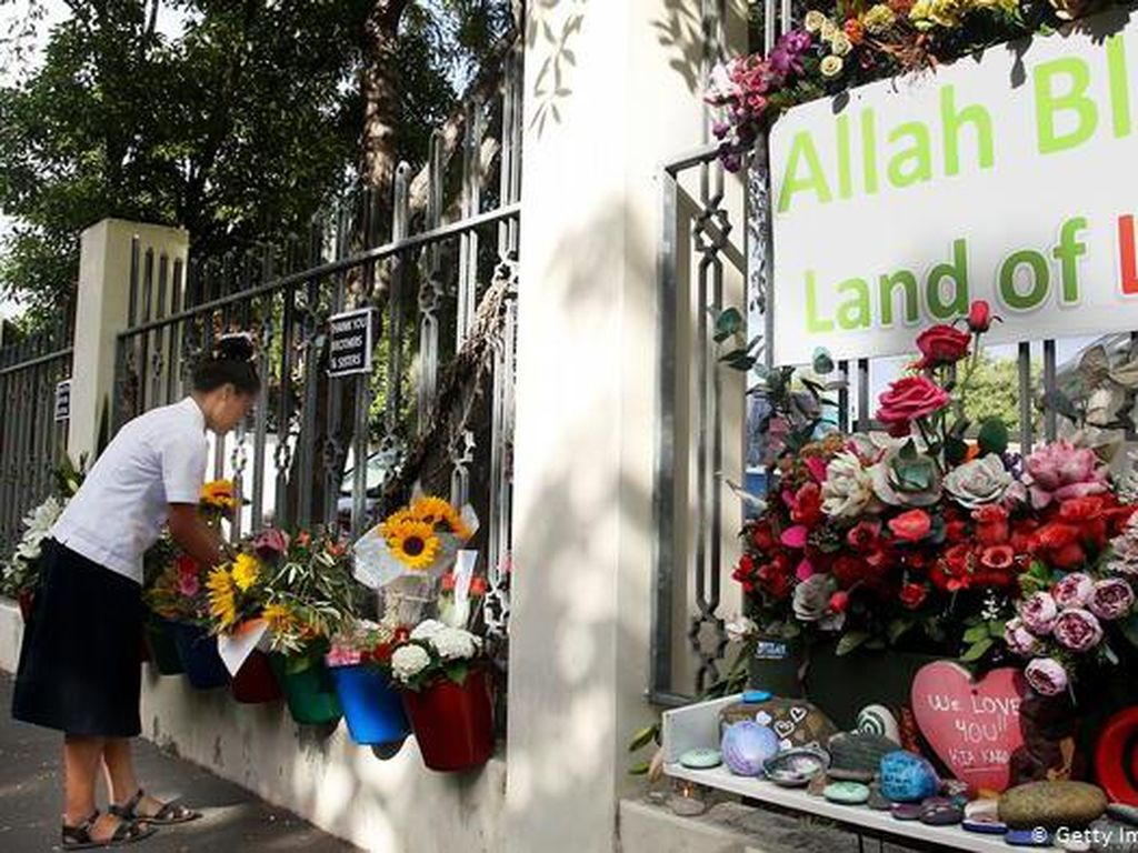 Laporan Penyelidikan Ungkap Serangan di Masjid Christchurch Tak Mampu Dicegah