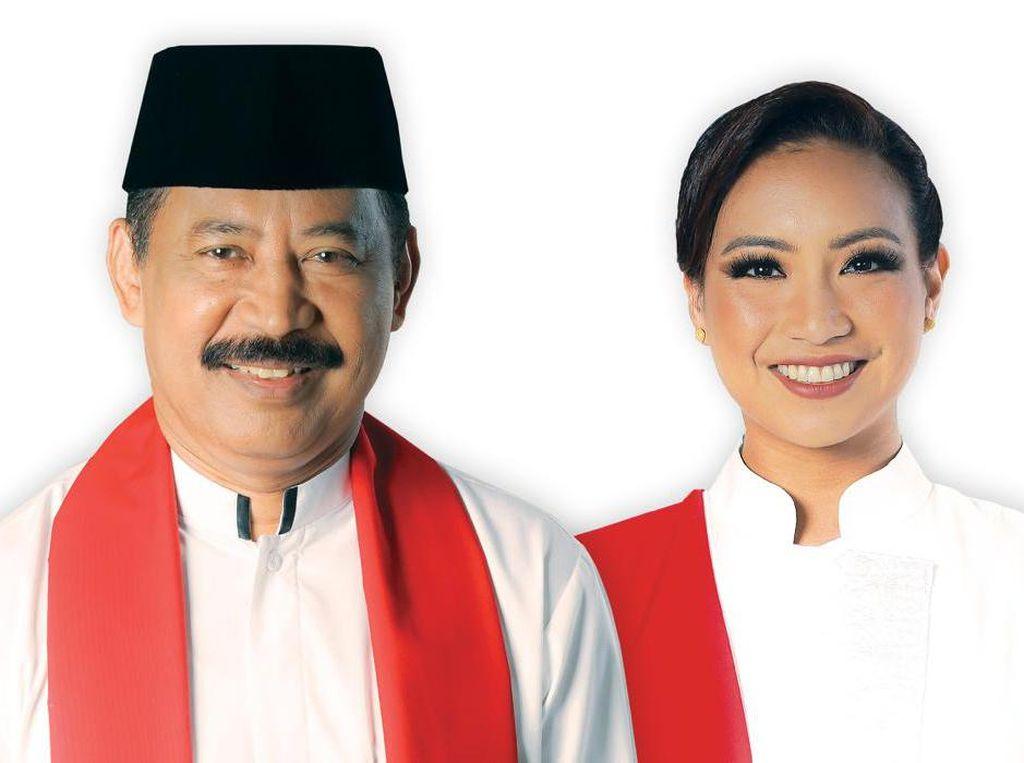 Muhamad-Sara Kalah di Pilkada Tangsel Versi QC, Efek Kasus Edhy Prabowo-Mensos?