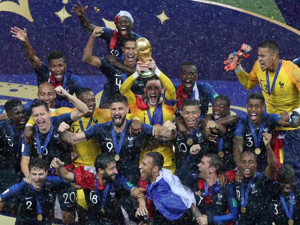 Hasil Undian Kualifikasi Piala Dunia 2022 Zona Eropa