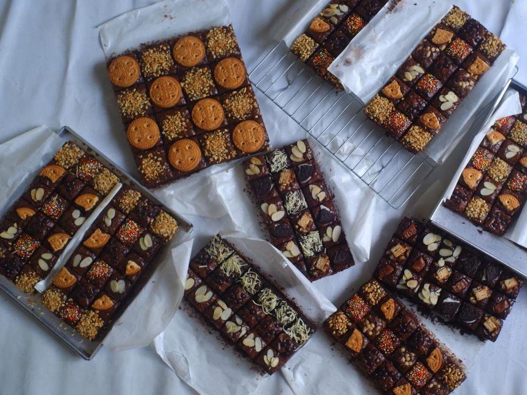 Usai Ikut Kartu Prakerja, Ibu Rumah Tangga Ini Sukses Jual Brownies