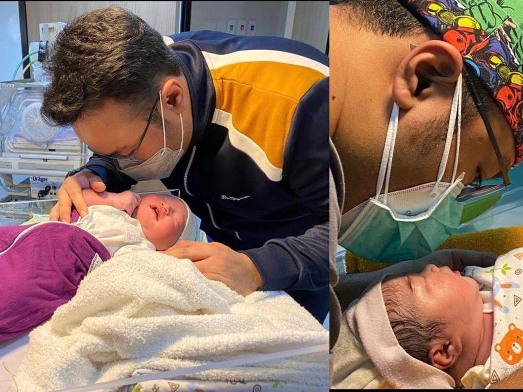 Viral Dokter Azankan Bayi Baru Lahir, Kisahnya Mengharukan