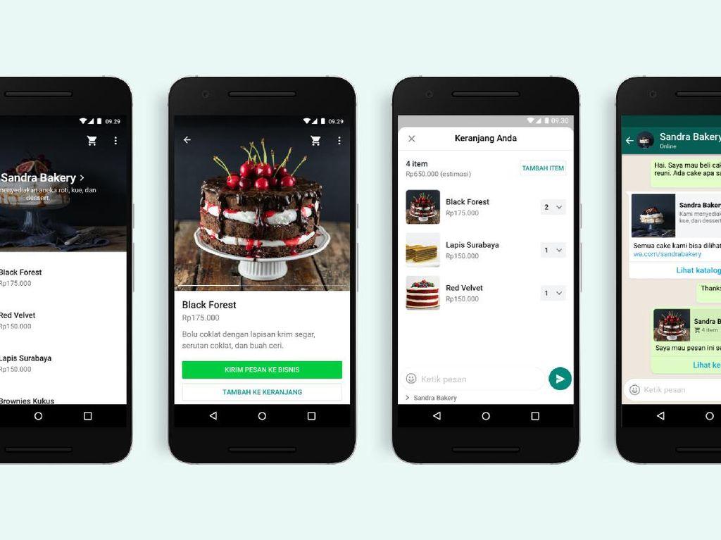 WhatsApp Bisnis Punya Fitur Baru Untuk Jualan Online