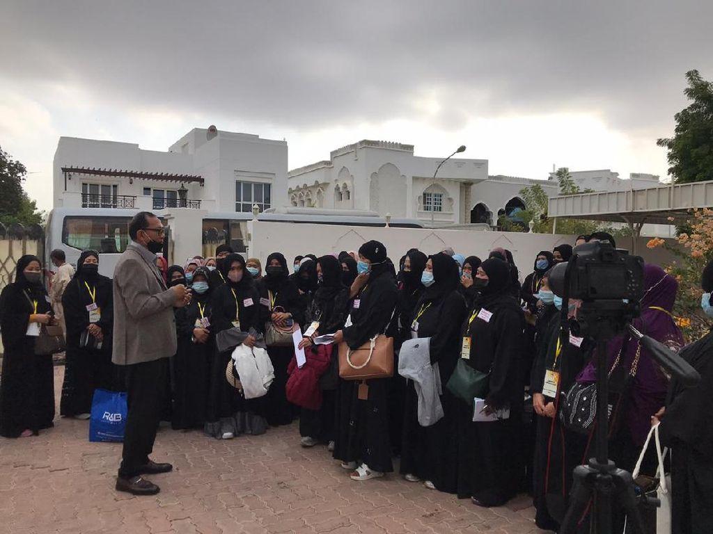 Dapat Amnesti, 67 PMI Tak Resmi di Oman Dipulangkan ke Indonesia