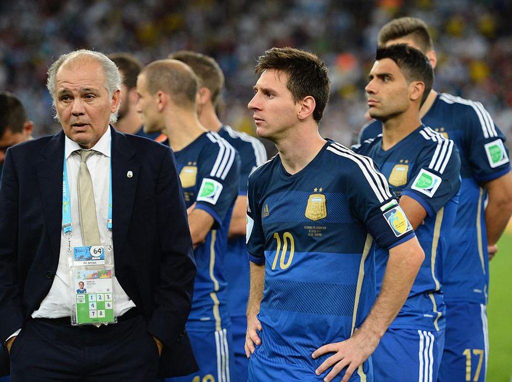 Alejandro Sabella, Pelatih Argentina di Final Piala Dunia 2014 Wafat