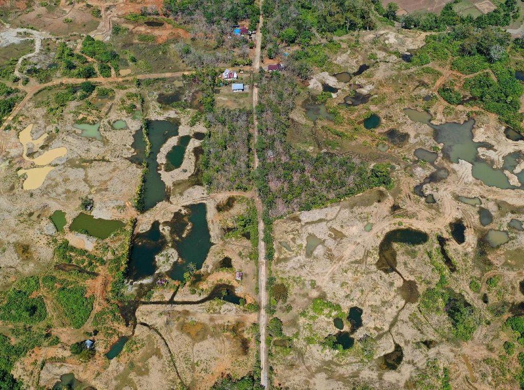 Tambang Emas Ilegal dan Kerusakan Lingkungan di Aceh