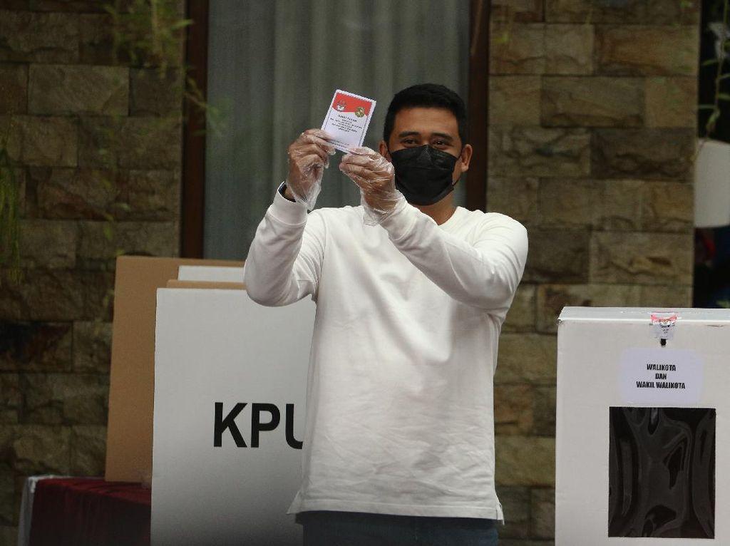 KPU Tetapkan Bobby Nasution Jadi Wali Kota Medan Terpilih