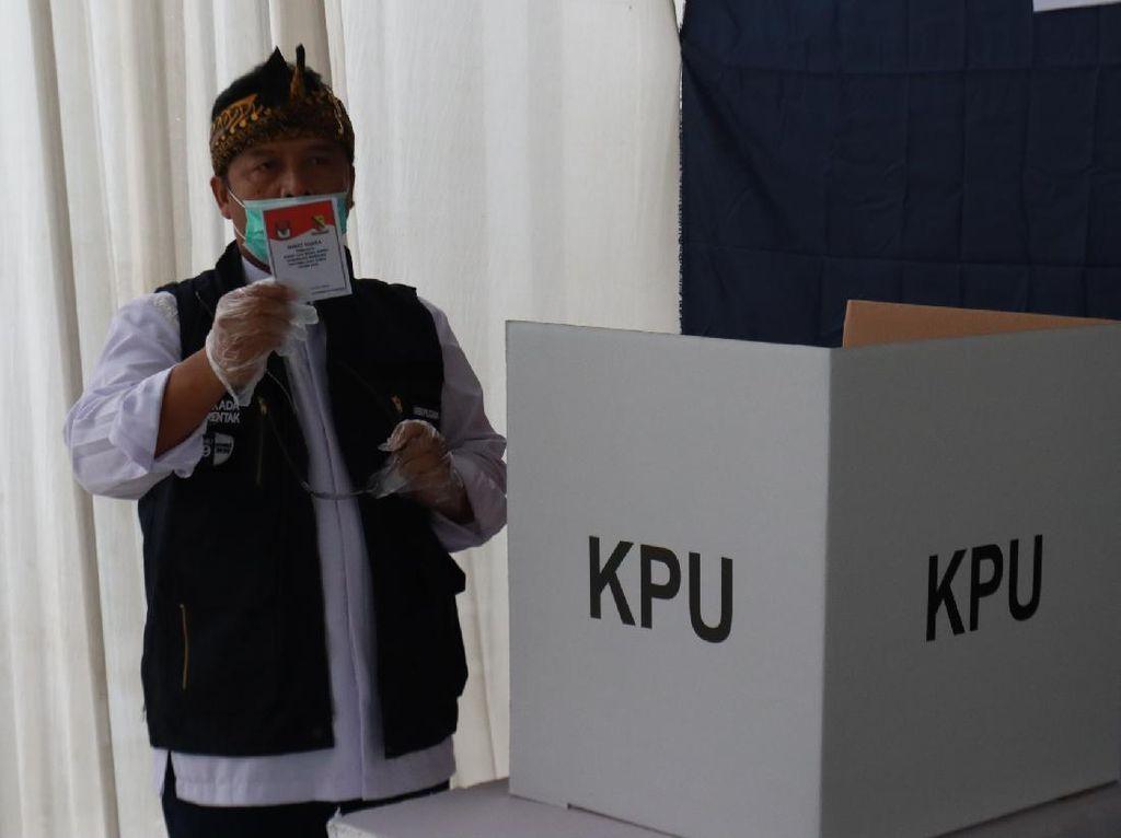 Bupati Bandung Berharap Warga Kembali Guyub Usai Pilkada